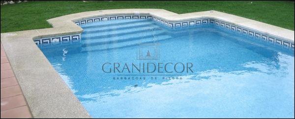Granidecor for Bordes de piscina